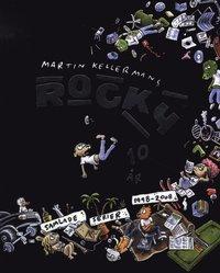bokomslag Rocky 10 år . samlade serier 1998-2008