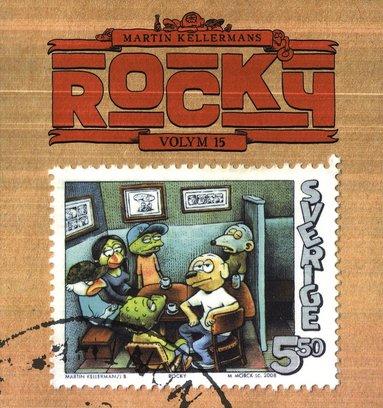 bokomslag Rocky volym 15
