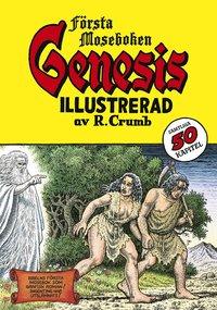 bokomslag Första Moseboken Genesis