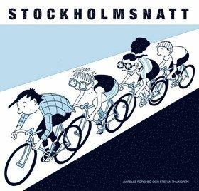 bokomslag Stockholmsnatt