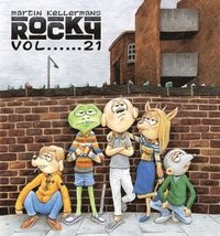 bokomslag Rocky volym 21