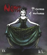 bokomslag Nemi del 9, Princess of darkness