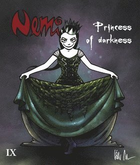 bokomslag Nemi del 9, Princess of darkness