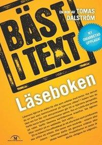 bokomslag Bäst i text : läseboken / skrivboken