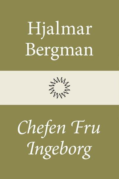 bokomslag Chefen fru Ingeborg