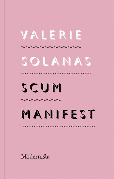 bokomslag SCUM Manifest