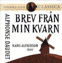 bokomslag Brev från min kvarn