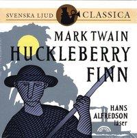 bokomslag Huckleberry Finn