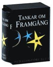 bokomslag TANKAR OM FRAMGÅNG (Juveler)