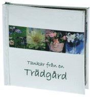 bokomslag Tankar från en trädgård (Rubiner)