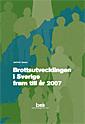 bokomslag Brottsutvecklingen i Sverige fram till år 2007