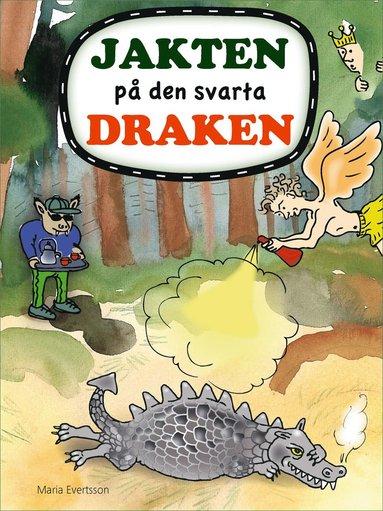 bokomslag Jakten på den svarta draken