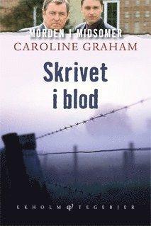 bokomslag Skrivet i blod