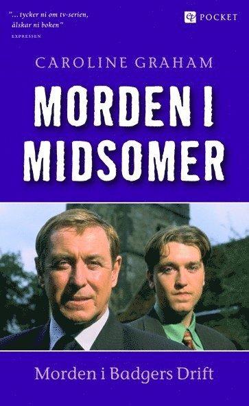 bokomslag Morden i Badgers Drift