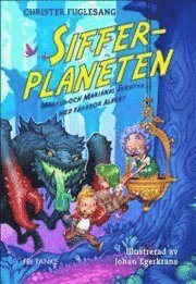 bokomslag Sifferplaneten
