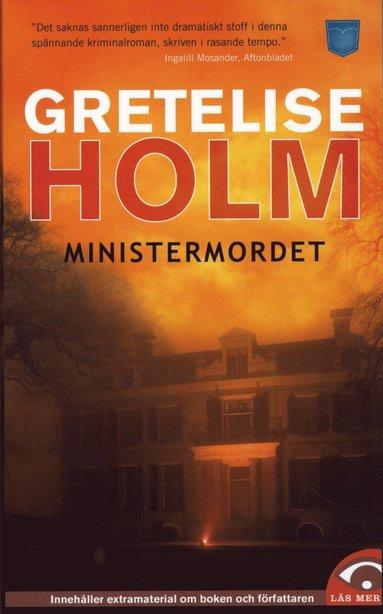 bokomslag Ministermordet
