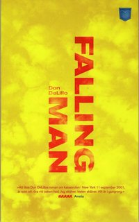 bokomslag Falling man