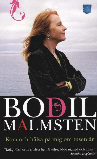 bokomslag Kom och hälsa på mig om tusen år : www.finistere.se : mars 2006 - april 2007