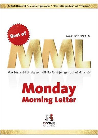 bokomslag Best of Monday Morning Letter - Max bästa råd till dig som vill öka försälj