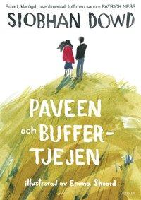 bokomslag Paveen och buffertjejen