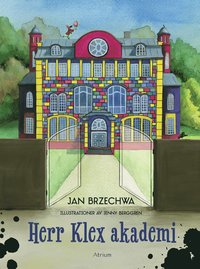 bokomslag Herr Klex akademi
