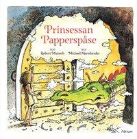 bokomslag Prinsessan Papperspåse