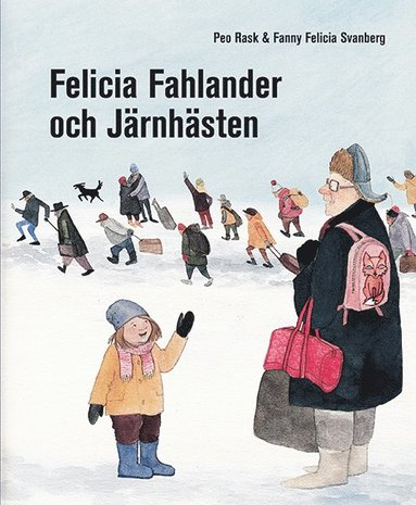 bokomslag Felicia Fahlander och Järnhästen