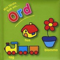 bokomslag Min första bok om ord