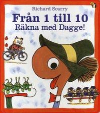 bokomslag Från 1 till 10 : räkna med Dagge