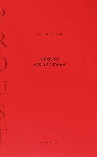 bokomslag Proust och tecknen