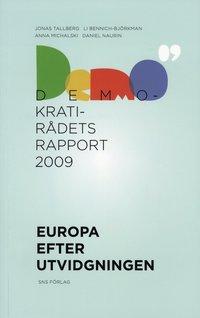 bokomslag Europa efter utvidgningen - Demokratirådets rapport 2009