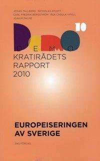 bokomslag Europeiseringen av Sverige