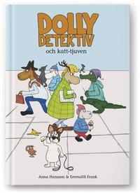 bokomslag Dolly Detektiv och katt-tjuven