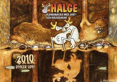 bokomslag Hälge Almanacka 2010