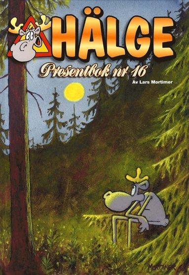 bokomslag Hälge. Presentbok nr 16