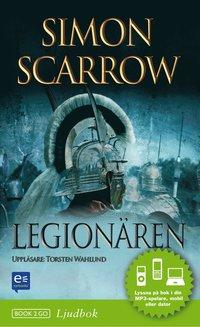 bokomslag Legionären Book2go