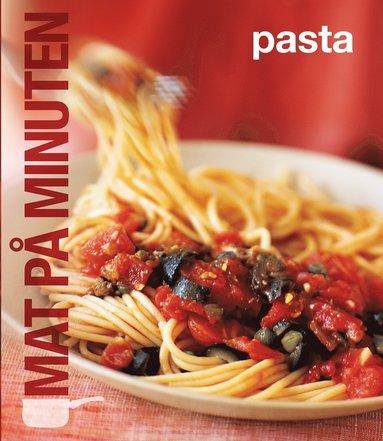 bokomslag Mat på minuten : pasta