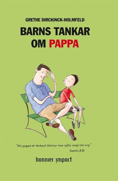 bokomslag Barns tankar om pappa