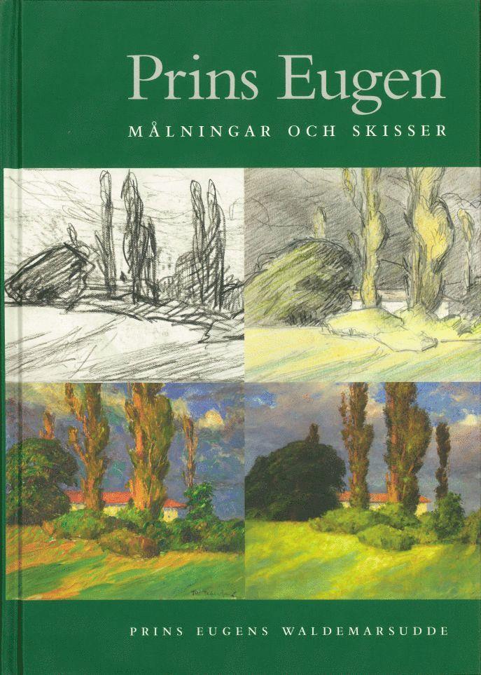 Prins Eugen målningar och skisser 1