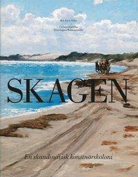 bokomslag Skagen : en skandinavisk konstnärskoloni