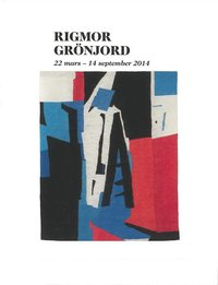 bokomslag Rigmor Grönjord : vävda bilder