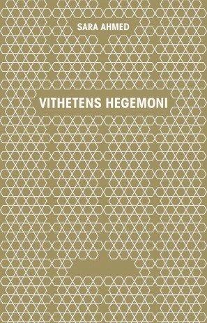 bokomslag Vithetens hegemoni