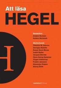 bokomslag Att läsa Hegel