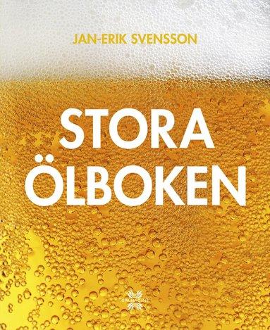 bokomslag Stora ölboken