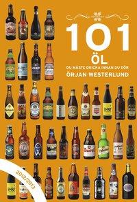 bokomslag 101 öl du måste dricka innan du dör 2012/2013