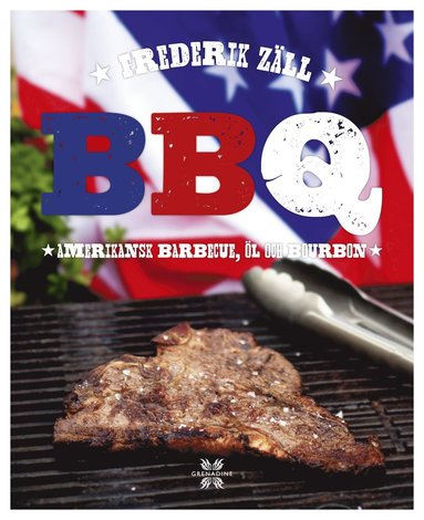 bokomslag BBQ : amerikansk barbecue, öl och bourbon