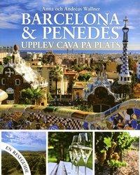 bokomslag Barcelona & Penedèz : upplev Cava på plats