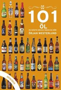 bokomslag 101 öl du måste dricka innan du dör 2015/2016