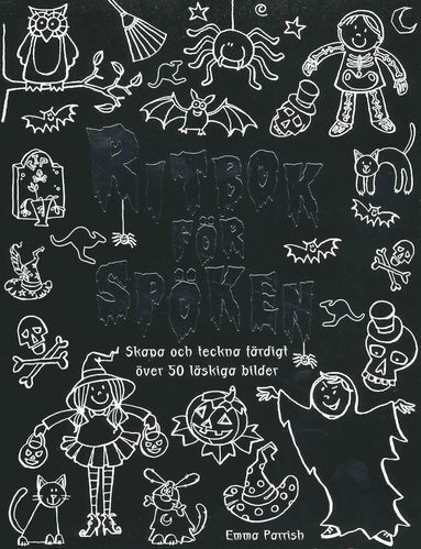 bokomslag Ritbok för spöken