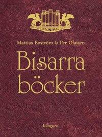 bokomslag Bisarra böcker